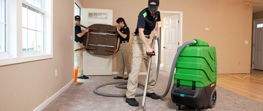 North Royalton, OH residential restoration cleaning